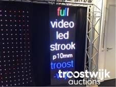 Led schermen en professionele podium verlichting - Online veiling ...