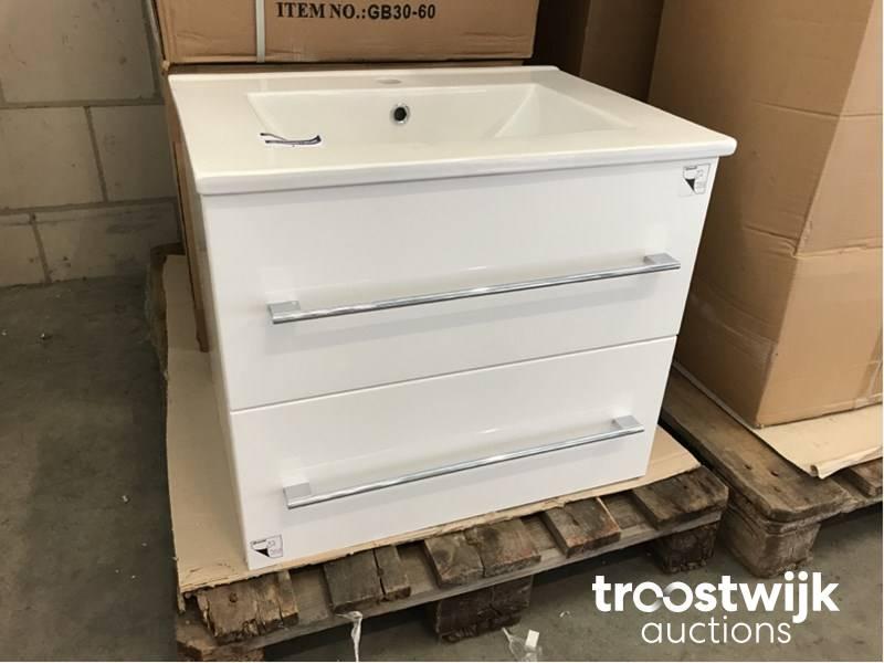Wastafel Met Onderkast : Moderne keramag acanto badkamer spiegelkast wastafel onderkast
