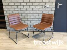 Online auction of parties luxury design dining room chairs. - Online ...