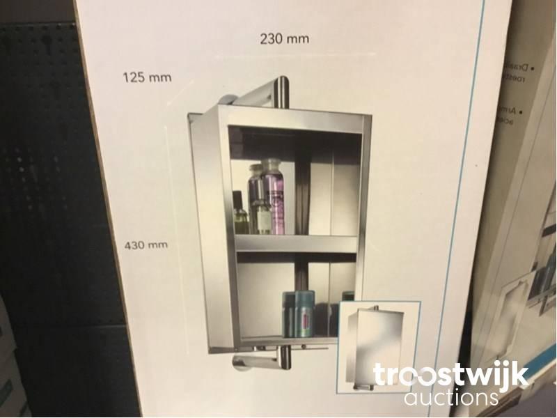 Haceka surprise badkamerkast met spiegel troostwijk