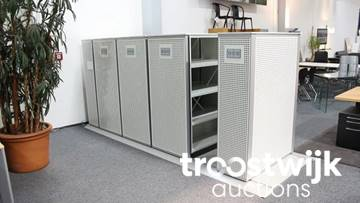 Bruynzeel Storage Systems.2012 Bruynzeel Storage Systems Compactus Office Electro Racking