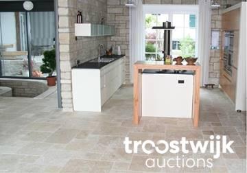 marbre travertin - Troostwijk