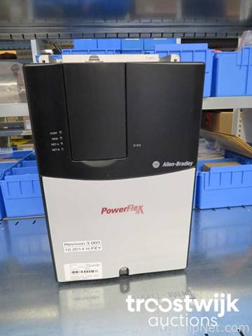 Drive Unused Allen Bradley Powerflex 70 Frequency AC Drive