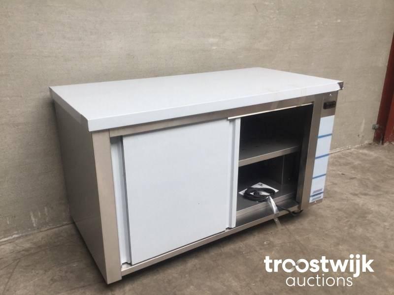 Inomak GE 711 Stainless steel heat sink - Troostwijk