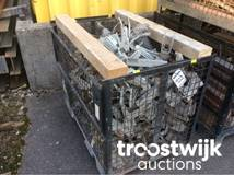 Vehicles and various construction material - Online Auction - Troostwijk