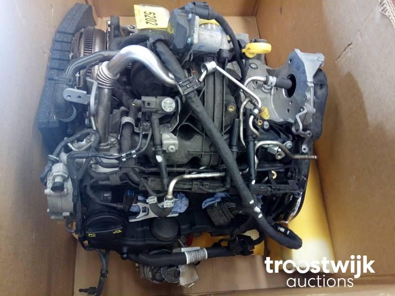 VW CLL 2 0 TDI engine incl  Turbocharger - Troostwijk