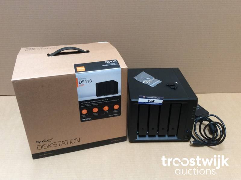 Synology DS418 Miscellaneous - Troostwijk