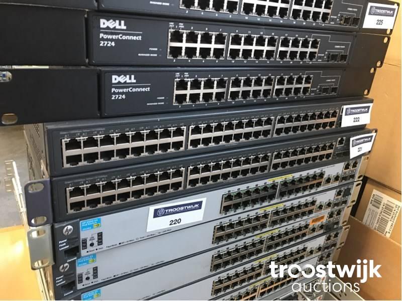 HP JE072A switch - Troostwijk
