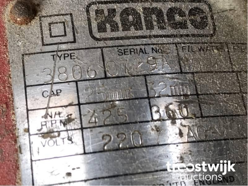Kango 3806 electric hand drill - Troostwijk