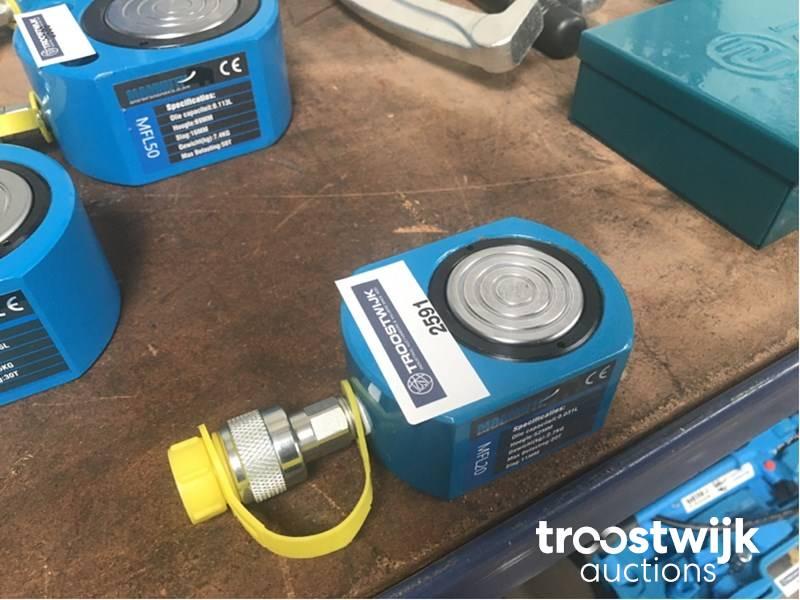 Mammuth Mfl 20 hydraulic cylinder - Troostwijk