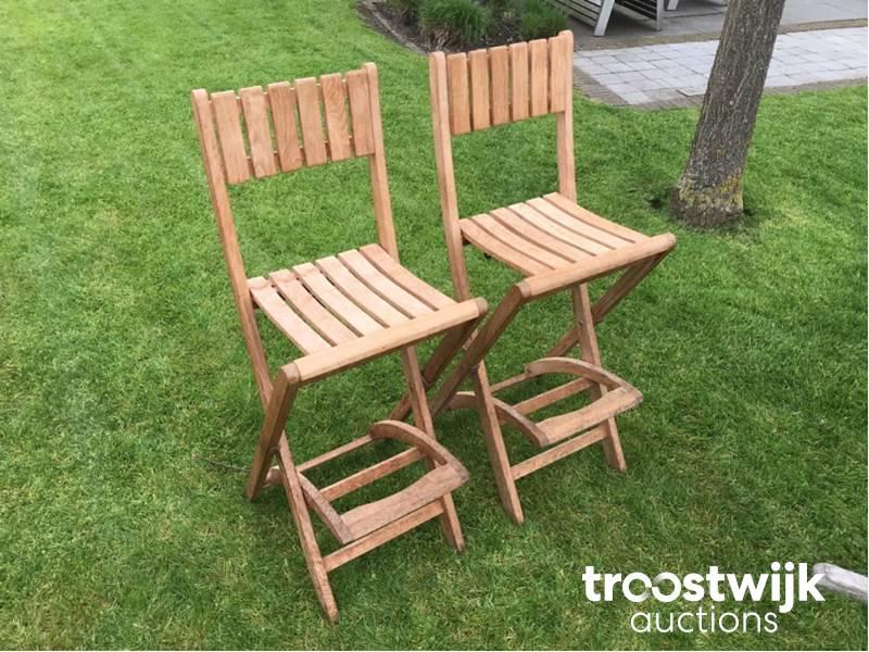Les Jardins Au Bout Du Monde Garden Chairs Troostwijk