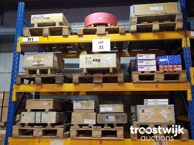 Combination 2 of bearing stocks (lots 20-30) - Troostwijk