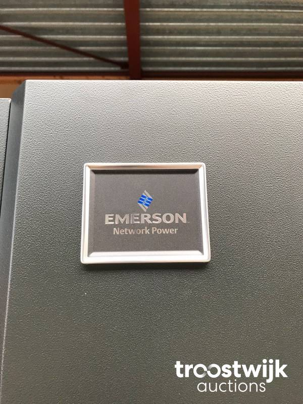 Emerson Netwerk Power Liebert PDX K4 cooling unit data