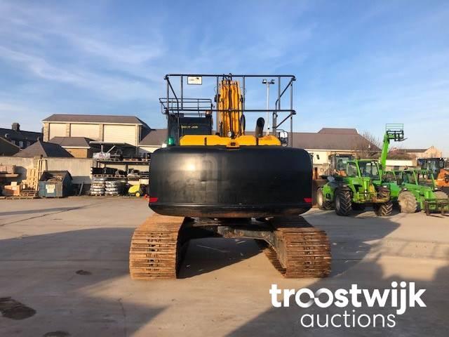 2014 JCB JS220 tracked Excavator - Troostwijk