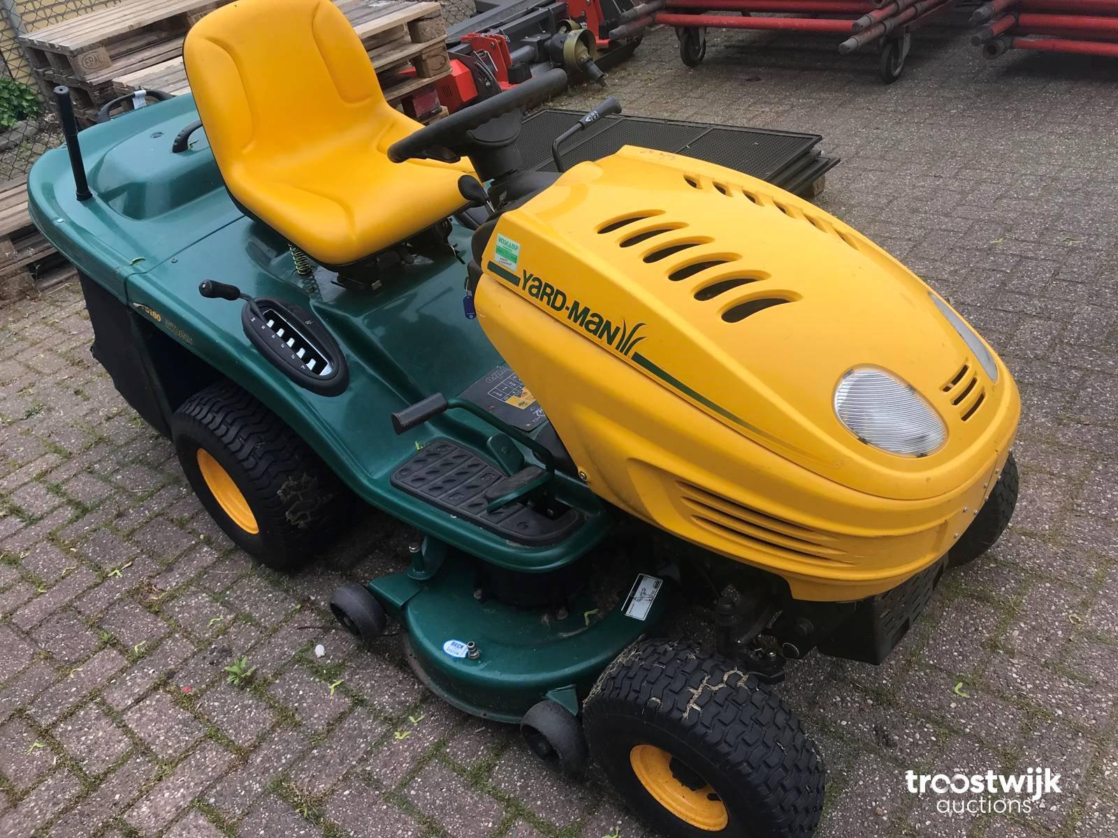 Beste Yardman AN5180 Hydro zitmaaier - Troostwijk FX-88