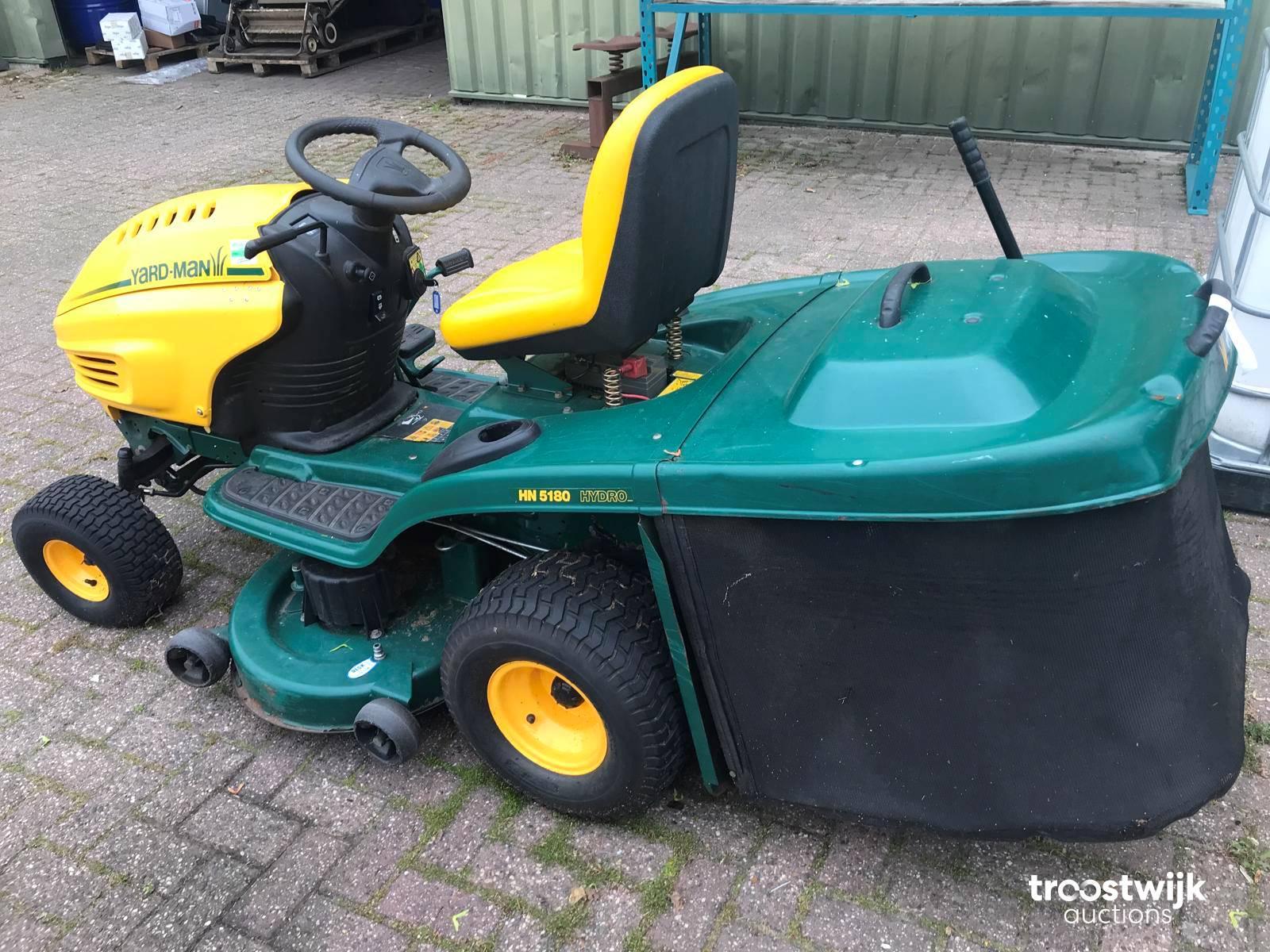 Spiksplinternieuw Yardman AN5180 Hydro zitmaaier - Troostwijk QF-83