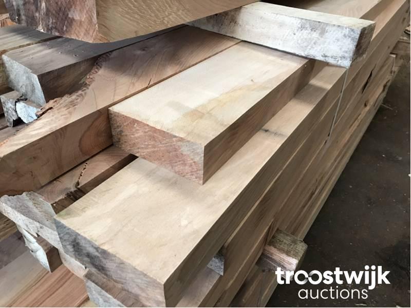 beech wood parts - Troostwijk