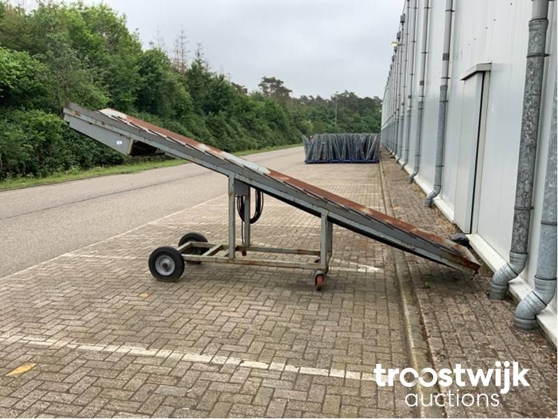 Magnificent Mobile Electric Conveyor Troostwijk Pdpeps Interior Chair Design Pdpepsorg