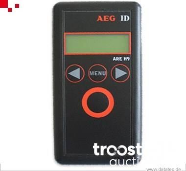 AEG Identifikationssysteme 1004716-FIX RFID hand scanner