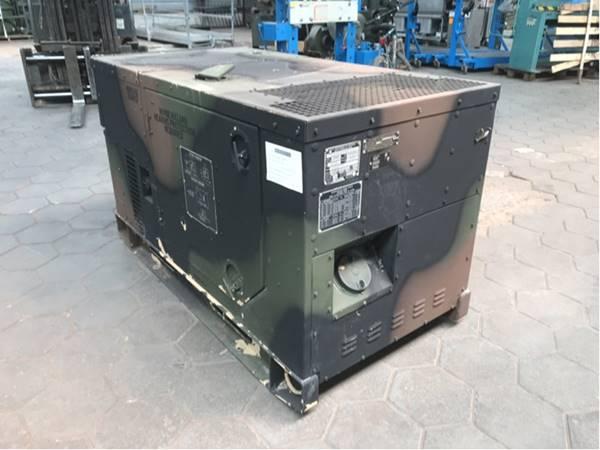 2007 Fermont MEP-803A diesel generator - Troostwijk