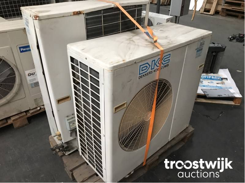 aeromaster air conditioning units 2x - Troostwijk