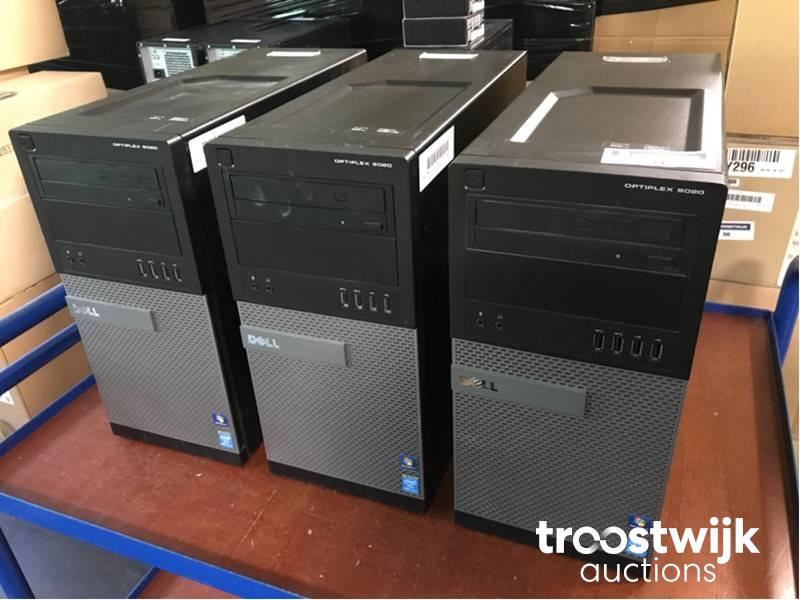 DELL OPTIPLEX 9020 I7-4770 Personal computer - Troostwijk