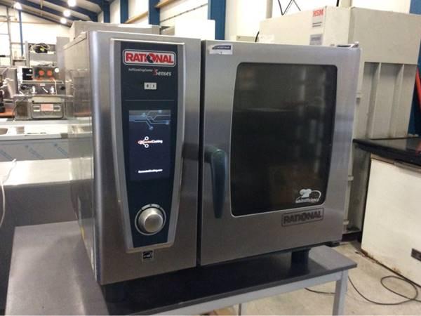 2014 Rational SCC WE 61G Self-cooking center - Troostwijk