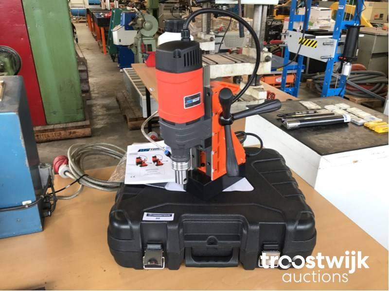 Xp Tools DR350M magnet drilling machine - Troostwijk
