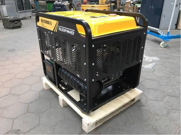 Valkenpower DG22000E-3 Diesel generator - Troostwijk