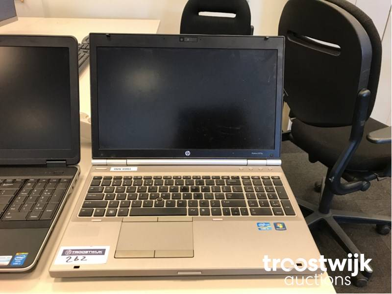 HP EliteBook 8570P Laptop - Troostwijk