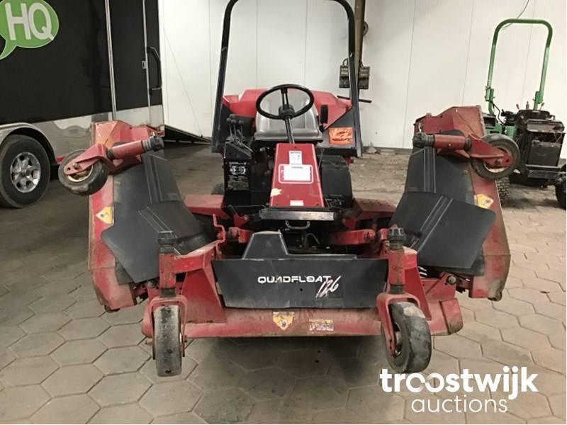 Toro Groundmaster 455-D lawn mower - Troostwijk