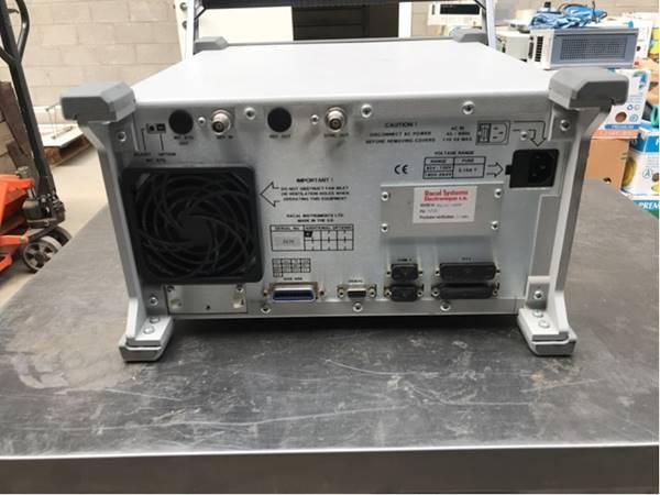 Racal Instruments 6103 digital radio test set - Troostwijk