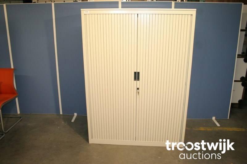 Aspa Roller Shutter Cabinets Troostwijk