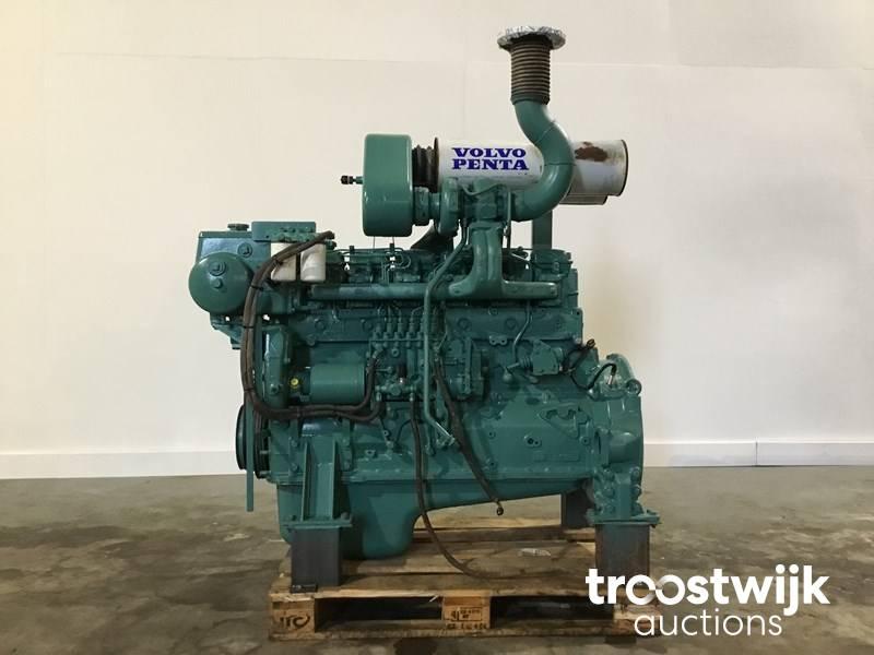 Volvo TD100DG Marine Diesel engine - Troostwijk