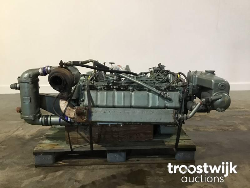 Perkins HT6354 2 Marine Diesel engine - Troostwijk