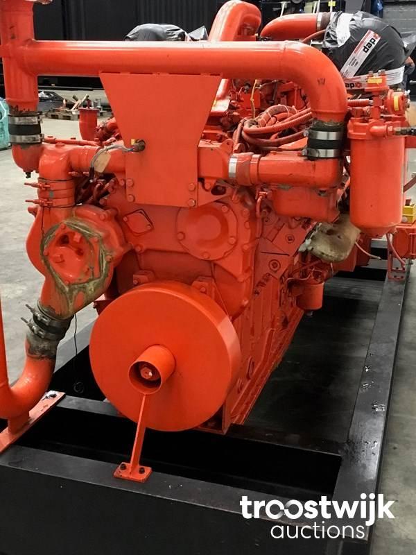 1971 Detroit 400Kva Diesel Generator - Troostwijk