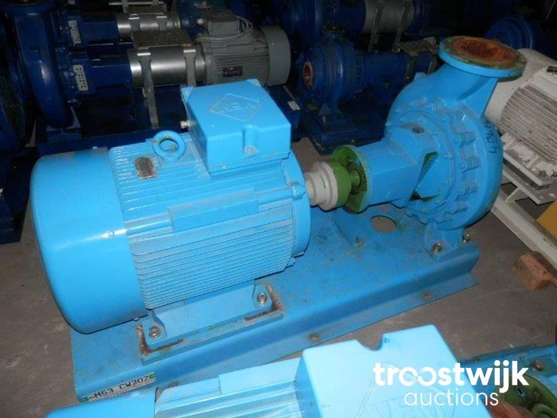 KSB AG Etanorm-G 150-400 G10 centrifugal pump - Troostwijk