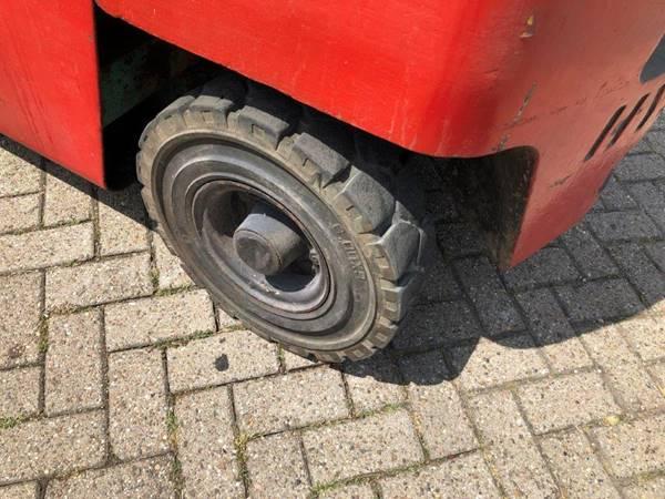 Hyster H50XL diesel forklift - Troostwijk