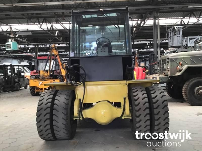 1997 Hyster H12 00XL2 forklift Truck - Troostwijk