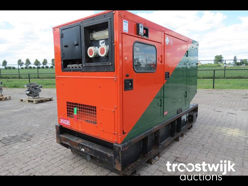 2006 Ingersoll-rand G 110 generator - Troostwijk