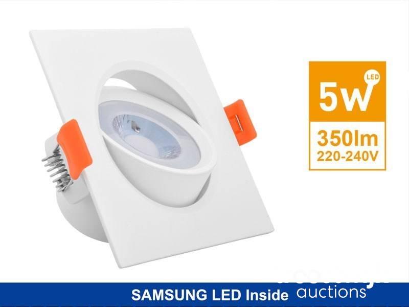 Lampinno 5W SAMSUNG LED built-in panels