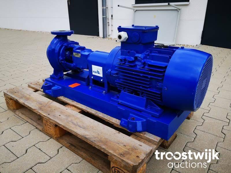 2017 KSB MegaCPK mixing pump - Troostwijk