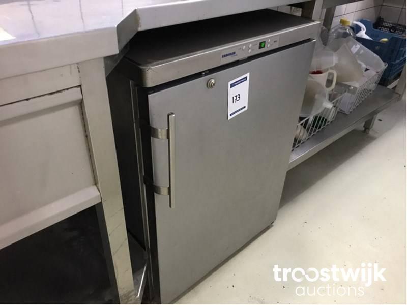 Liebherr GGU 1550 INDEX 20P/001 catering freezer - Troostwijk