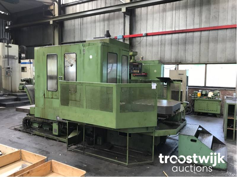 1981 SHIBAURA BMC-10B CNC machining centre - Troostwijk on