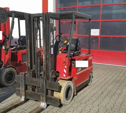 ASSETORB | forklift trucks, hydraulic gantry systems and