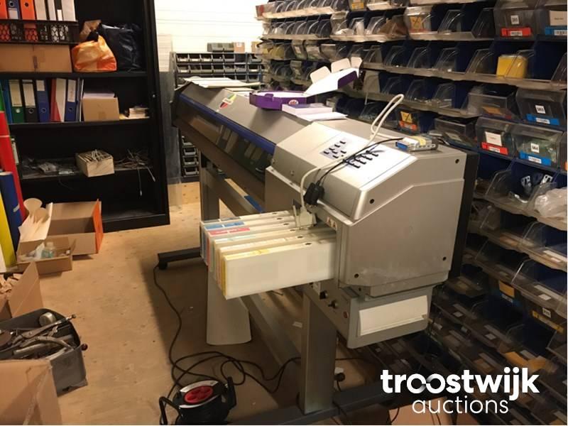 Roland SC-500 cutting plotter - Troostwijk