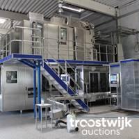 DECHOW AUKTIONEN   Molkerei-Anlagen, Edelstahl-Tanks und Pumpen