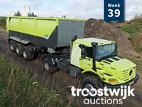 DECHOW AUKTIONEN   Bau- und Landmaschinen KW39