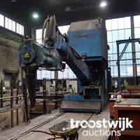 Gießereibedarf und Werkstattausstattung - Nachauktion