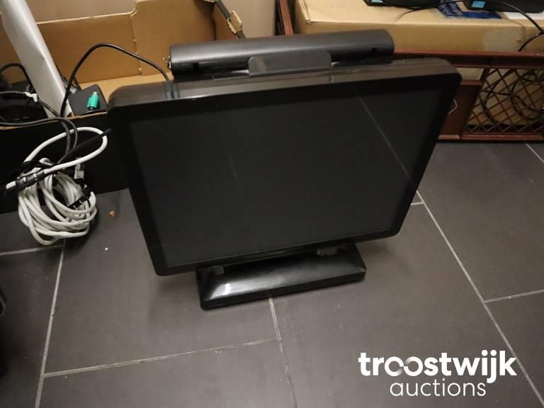 POS-Kassensysteme Partner Tech SP-550